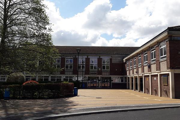St Ignatius College Exterior
